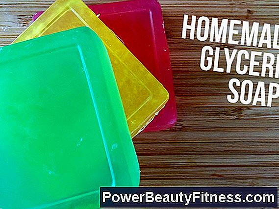 What Is Glycerin Made Of?