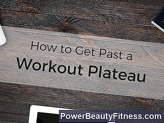 Exercise Tips To Overcome A Plateau State In The Process Of Weight Loss