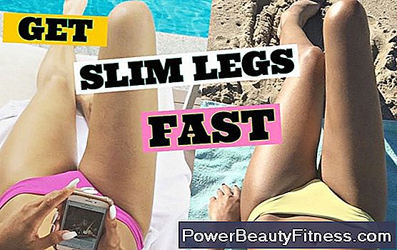 How To Have Thin Thighs Fast