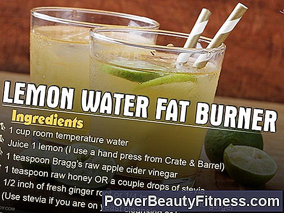 Lemon Juice And Hot Water To Lose Weight