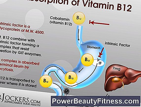 Problems Of Vitamin B12 Absorption
