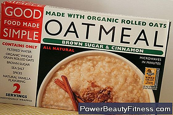 Calories In Oatmeal With Brown Sugar