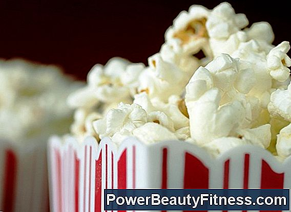Carbohydrates And Cinema Popcorn Nutrition