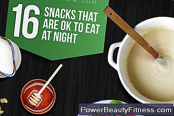 Healthy Foods To Eat At Night