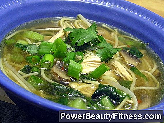 Is The Noodle Soup With Chicken Healthy?