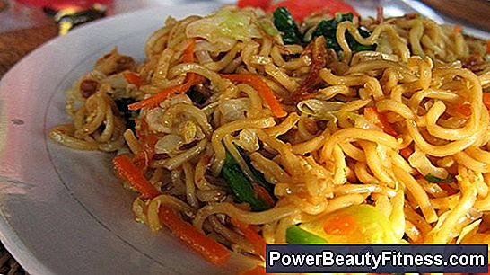 Nutritional Information Of Singapore Noodles