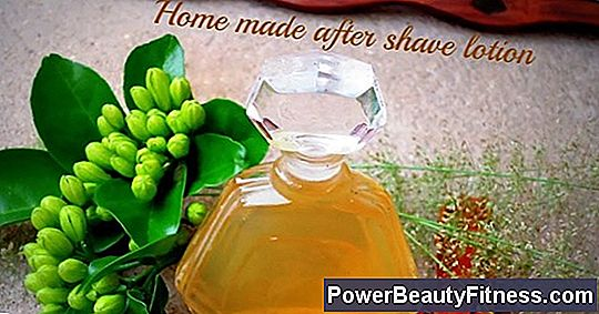 How To Make An After-Shave Lotion At Home