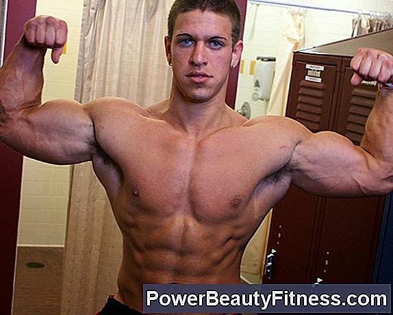 How Can A Male Teenager Get Bigger Pecs