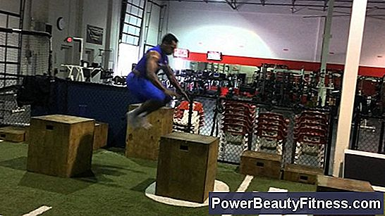 Plyometric Football Training