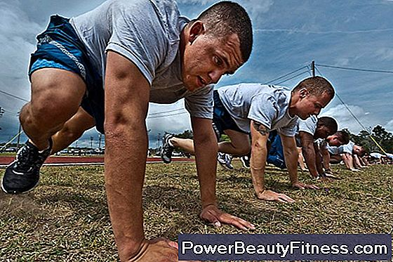 Exercices Pt Marine Corps