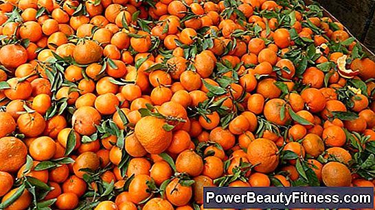 Tangerines Information Nutritionnelle