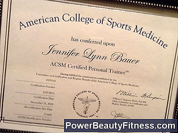 Certification American Association Sports & Fitness