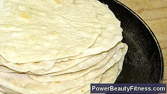 Le Calorie In Tortillas Di Grano Integrale